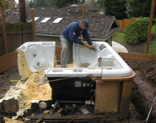 Spa Removal-Beaumont Dumpster Rental & Junk Removal Services-We Offer Residential and Commercial Dumpster Removal Services, Portable Toilet Services, Dumpster Rentals, Bulk Trash, Demolition Removal, Junk Hauling, Rubbish Removal, Waste Containers, Debris Removal, 20 & 30 Yard Container Rentals, and much more!
